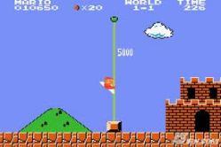 Mario pole